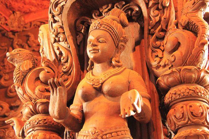 アジアの宗教的なシンボル