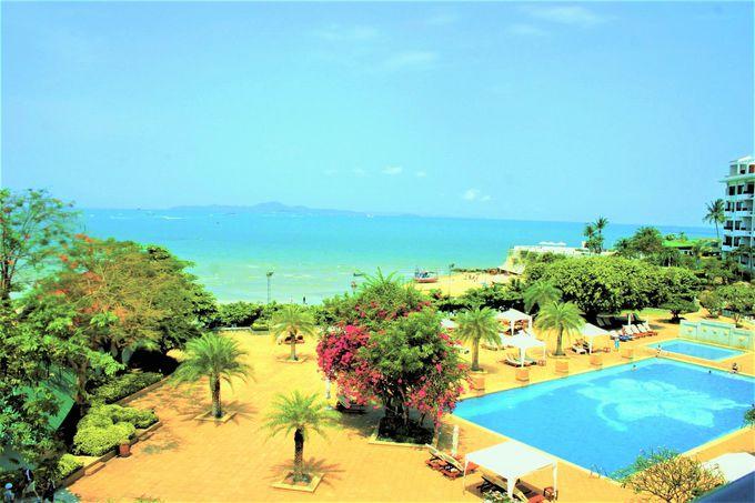 タイの老舗高級リゾートホテル!「デュシタニ パタヤ」