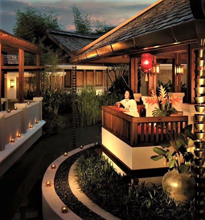 チェンマイのラグジュアリーな五つ星ホテル「シャングリラ ホテル チェンマイ」