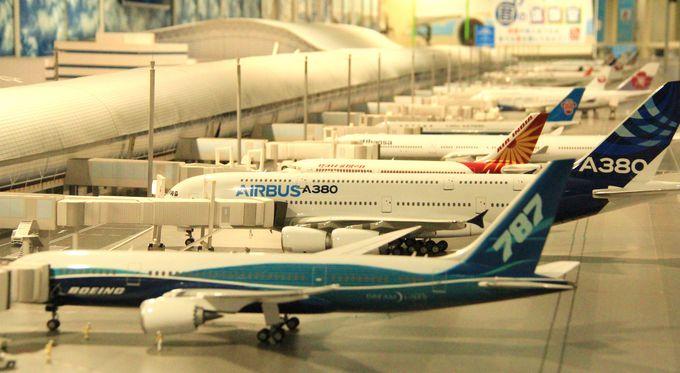 4.関西国際空港の観光スポット
