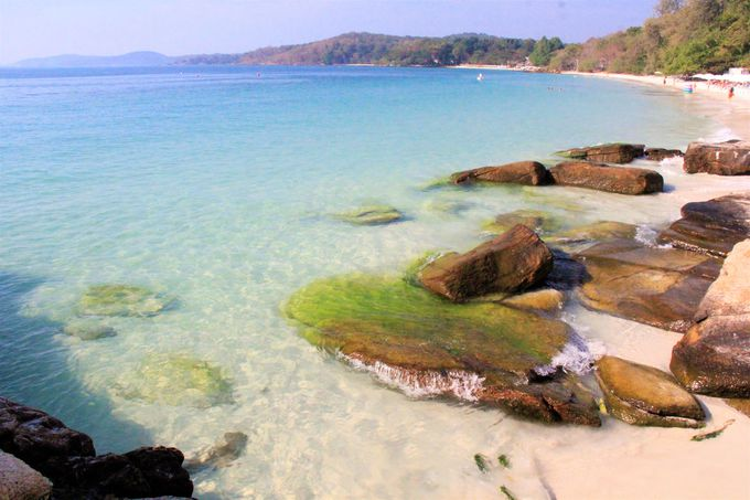 タイの秘境「サメット島」への行き方、アクセス、見どころ