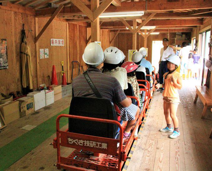 新感覚のトロッコ列車!奈良県天川村の「五代松モノレール」