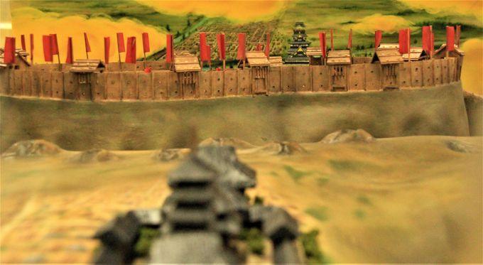 幸村が戦った砦!これが「真田丸」の全容