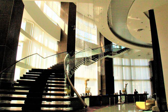 「蓮の花」をイメージ!バンコク高級ホテル「センタラ・グランド・アット・セントラルワールド・ホテル」