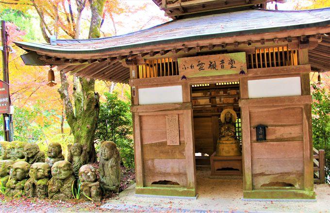 京都「愛宕念仏寺」の見どころは?「千手観音」「ふれ愛観音堂」「三宝の鐘」