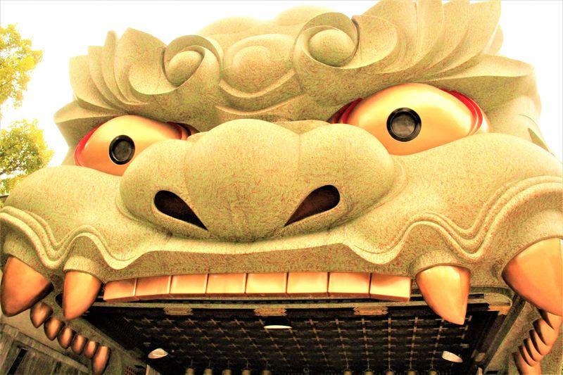 恋が恋鯉(こいこい)?大阪強力パワースポット「難波八阪神社」で運勢&金運アップ