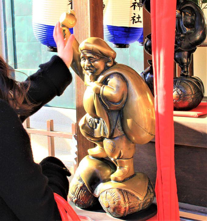 「地主神社」の見どころ!「撫で大国」「祓戸大神」「人形祓い」で恋愛運・運気アップ