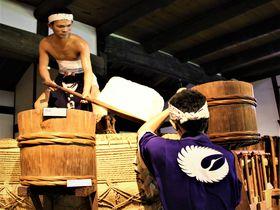 神戸観光は「灘の酒蔵巡り」もおすすめ!試飲激戦区の人気店「白鶴」「菊正宗」