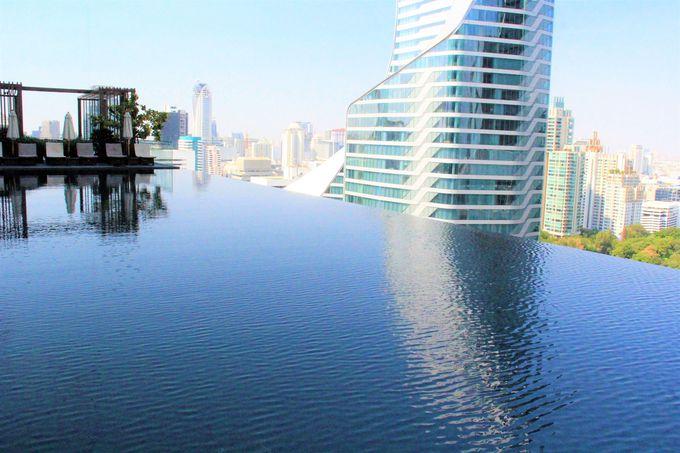 サイアム@サイアム・デザインホテル/コンラッド・バンコク・ホテル/オークラ・プレステージ・バンコク