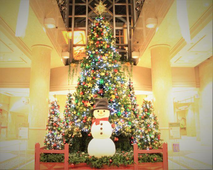 地下街なのに雪が降る!Diamor Bright CHRISTMAS 2016「ディアモール大阪」