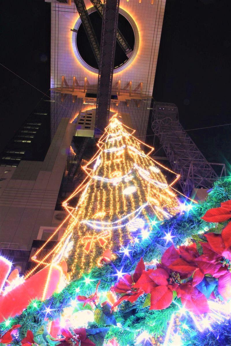 新梅田シティの「ドイツ・クリスマスマーケット」