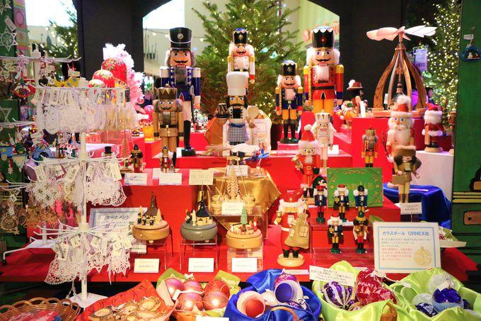 阪急百貨店うめだ本店のクリスマスマーケット