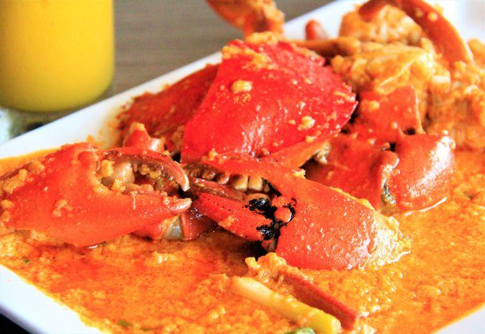 タイのシーフード料理「ナムプリック」「ソムタム」「プーパッポンカリー」