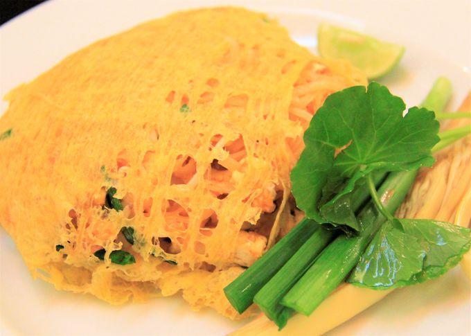 タイの名物麺料理「カオ・ソーイ」「パッタイ・ホーカイ」「クイティアオ」
