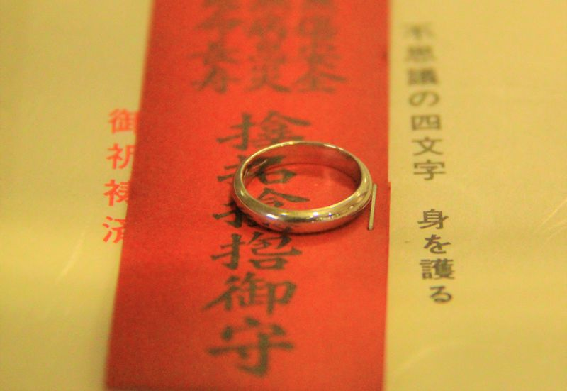 お守り指輪のパワースポットも!ご利益が凄い大阪の神社4選