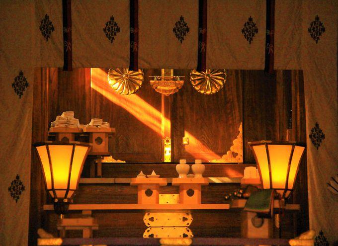 一生に一度の願いが叶う「堀越神社」