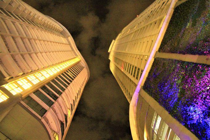 コンドミニアム「SKY WALK」46階にあるルーフトップバー「Cielo Sky Bar」