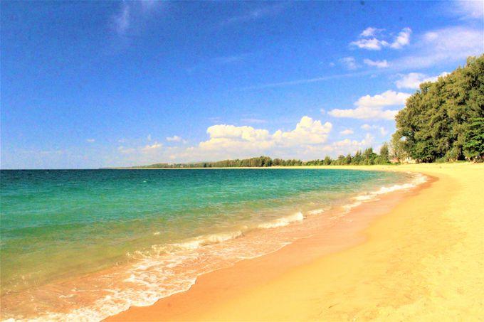 プーケット珠玉の絶景ビーチ「カタ」「カロン」「カマラ」「ラエム・シン」「スリン」「ナイヤン」ビーチ