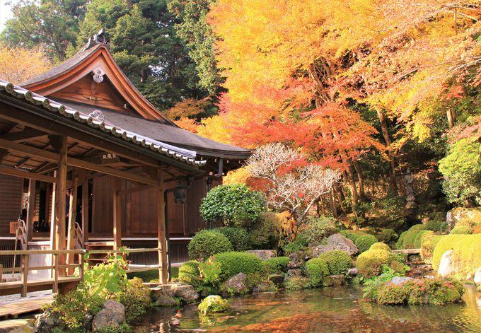 傷ついた女性を癒す尼寺〜京都・大原「寂光院」