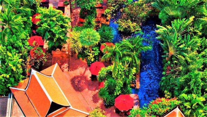 スクンビットのホテル「ターミナル 21ホテル」「フォーポイント シェラトン」「シェラトン グランデ」