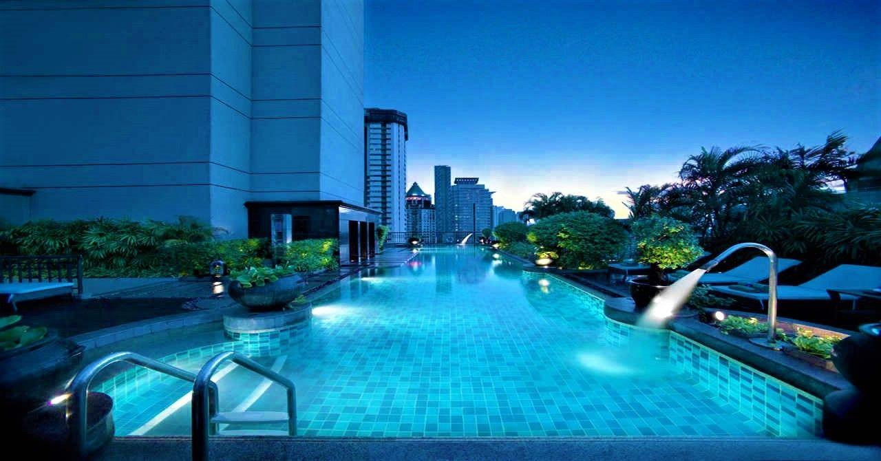 シーロムの高級ホテル「デュシタニ バンコク」「ザ スコータイ バンコク」「バンヤンツリーバンコク」