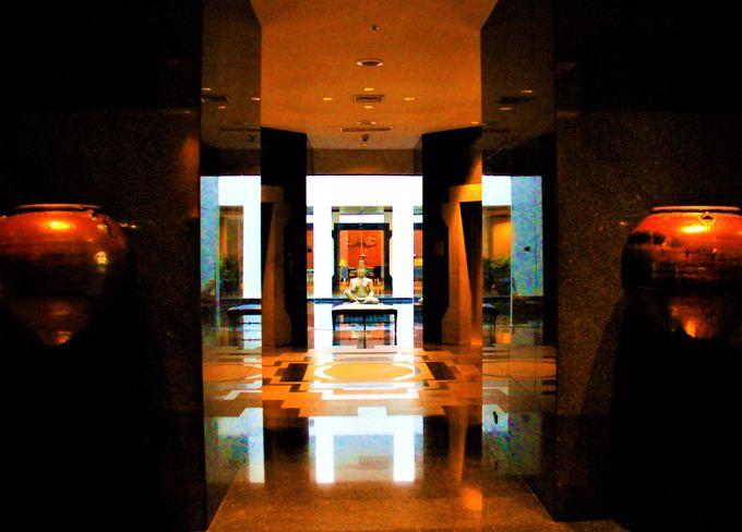 「デュシタニ バンコク ホテル」「ザ スコータイ バンコク」「コモ メトロポリタン バンコク」