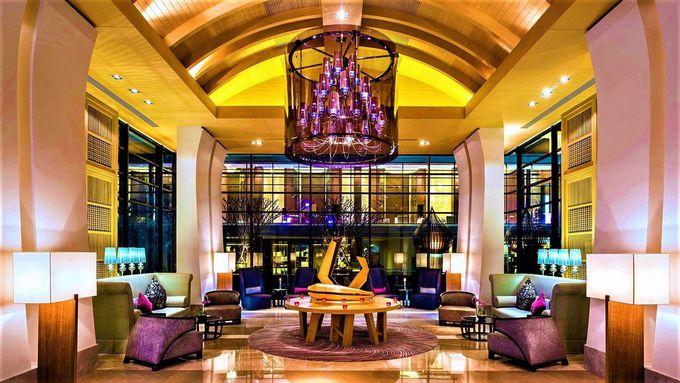 「ル メリディアン バンコク」「ノボテル バンコク フェニックス シーロム」「アマラバンコクホテル」