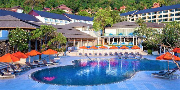 プールが美しい!プーケット・パトン郊外型おすすめ高級ホテル「ダイヤモンド クリフ リゾート スパ」