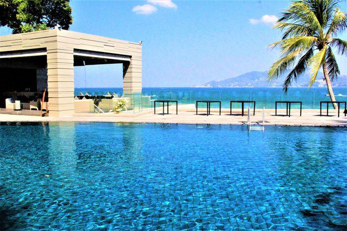 パトンビーチ郊外型高級ホテル「アマリ プーケット」「ノボテル プーケット リゾート」
