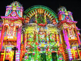 「OSAKA光のルネサンス2019」は都市幻想!注目の見どころは?