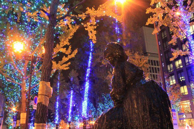 大阪・穴場のクリスマス・イルミネーションはここ!