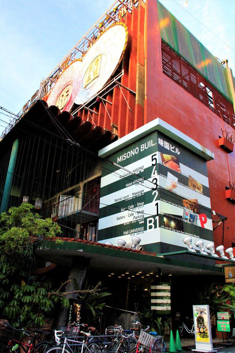大阪ミナミの魔窟!裏なんば超ディープスポット「味園ビル」