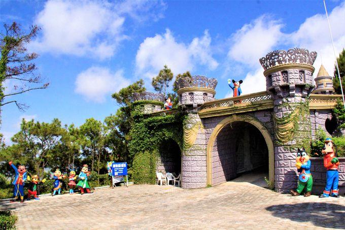 ベトナムのディズニーランド!?ドーソン岬にある謎の観光スポット「ホン ダウ リゾート」