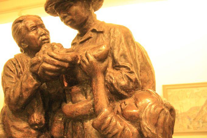 「ベトナム国立美術博物館」/「ベトナム軍事歴史博物館」/「ホアロー収容所」