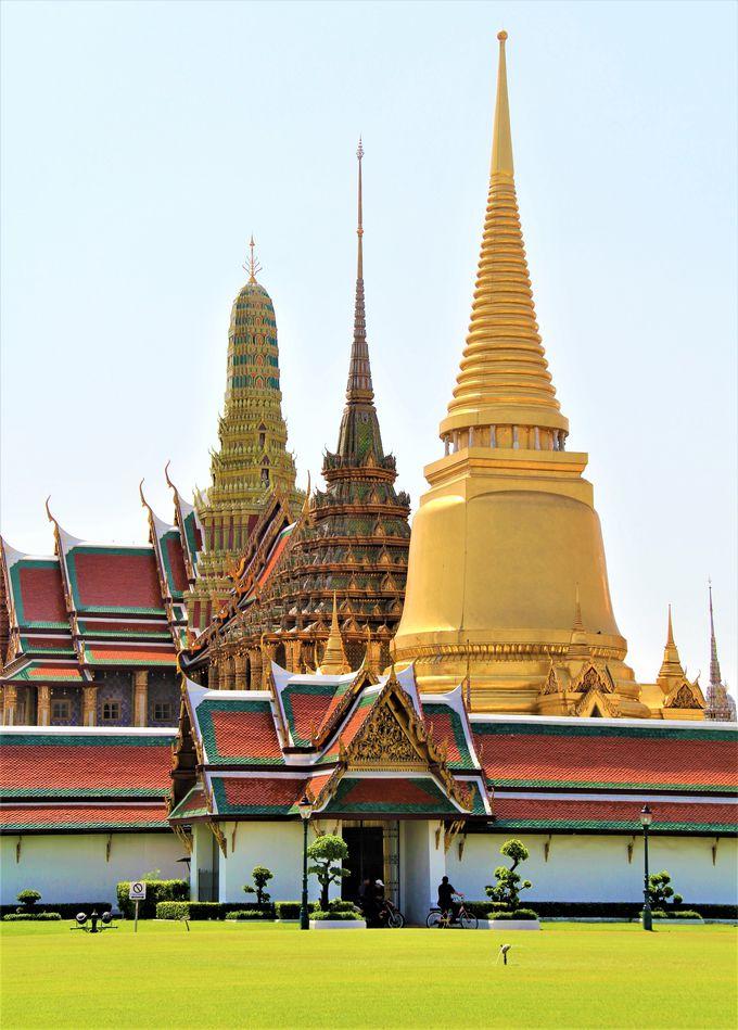 バンコク三大寺院ランキング!1位 ワット・ポー/2位 王宮&ワット・プラケオ/3位 ワット・アルン