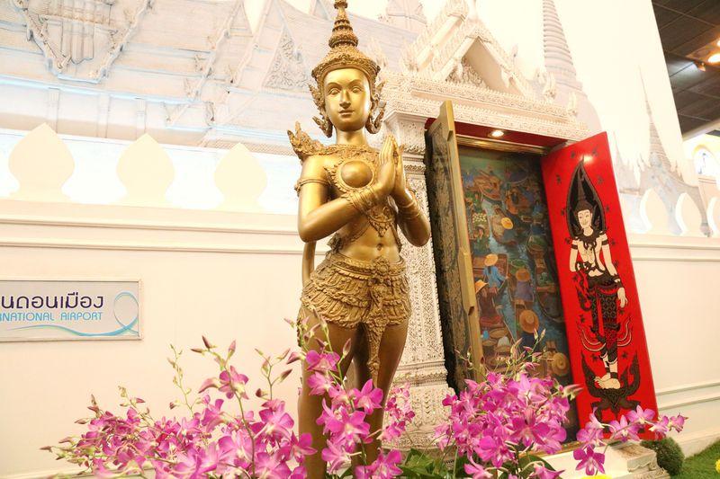 タイ土産×免税店も!バンコク・ドンムアン国際空港の観光ガイド