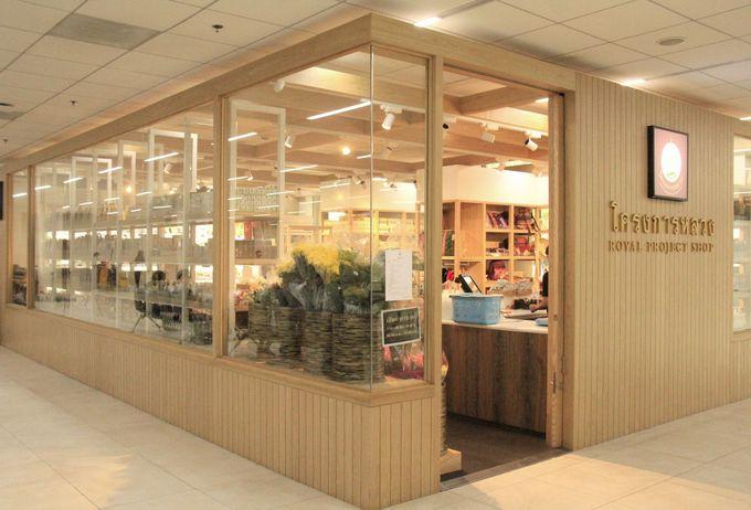 ドンムアン国際空港のおすすめタイ土産は?