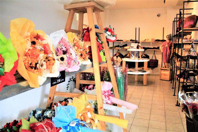 「Royal Project Shop オートーコー店」〜タイ土産が多いロイヤルプロジェクトショップ
