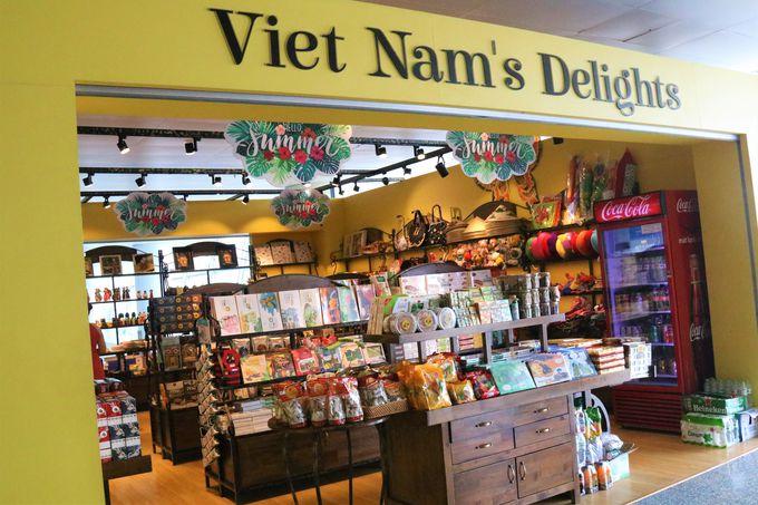 ばらまき菓子土産におすすめ!ノイバイ国際空港でマルゥのチョコレートも