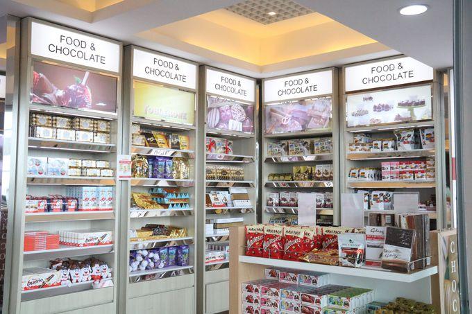 有名ブランドが安い!ノイバイ国際空港の免税店街で楽しいショッピング