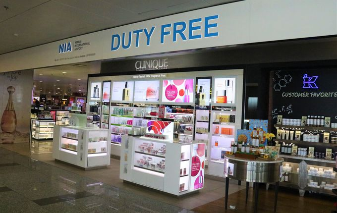 ベトナム土産・免税店が充実!ノイバイ空港の国際線・第2ターミナルビル