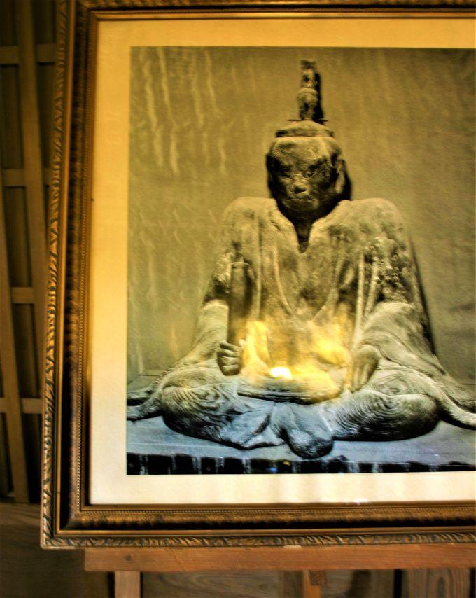 平将門の終えんの地〜「國王神社」と平将門木像