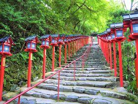 京都最強パワースポットを山越え!鞍馬〜貴船ハイキングは初心者もおすすめ