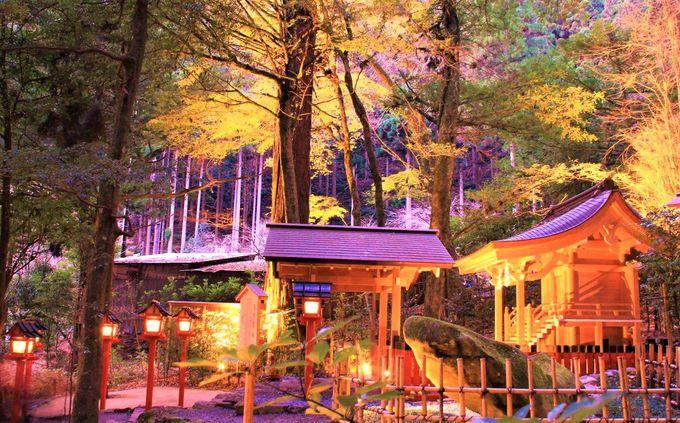 良縁&縁結び、恋愛成就のパワースポット!京都・貴船神社「結社」(中宮)