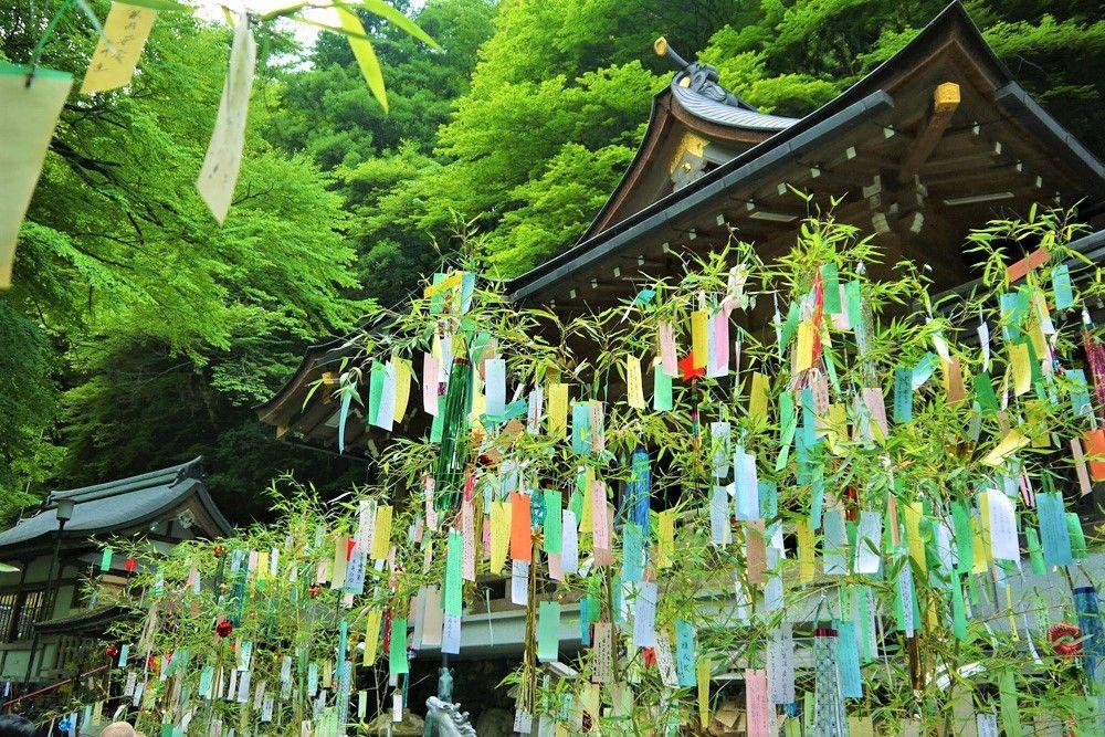 水占いは、よくあたる!京都・貴船神社(本宮)で運勢・運気をアップ