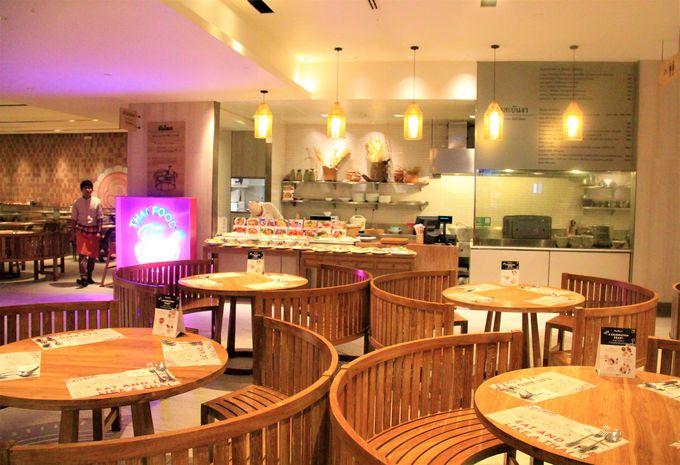 カオソーイ、ラープ、トムヤンクンも!タイ全地域の名料理が勢ぞろい!タイの定番スイーツも