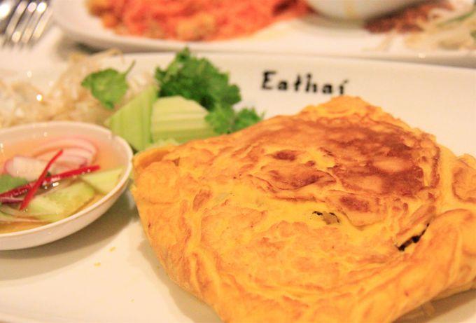 ピンクのカオマンガイ、ピンクもパッタイも!「Eathai」(イータイ)で、タイの名料理を満喫