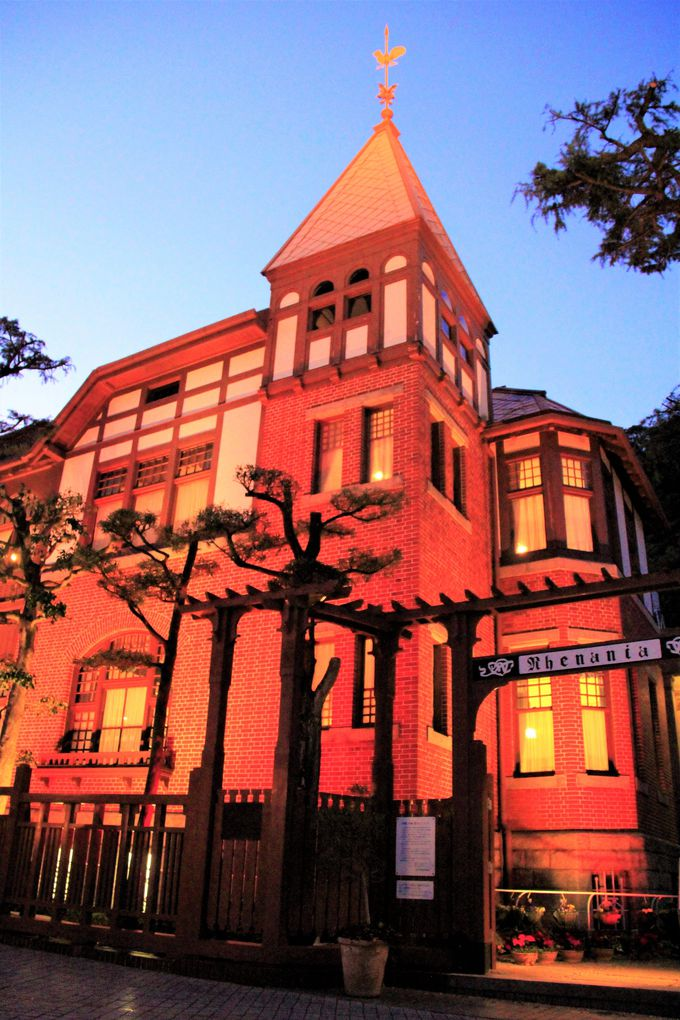 神戸・北野の異人館もフォトジェニック!「風見鶏の館」&「萌黄の館」