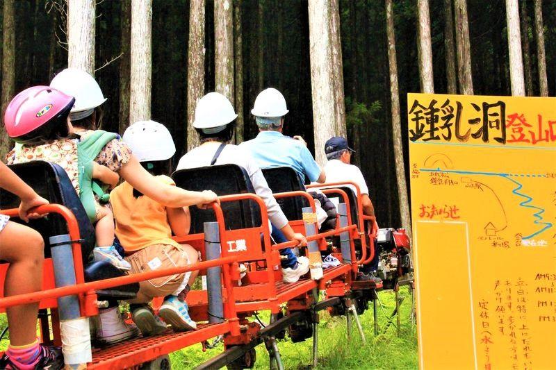 ファミリーに平和をもたらす奈良の乗り物!「ミケ」「生駒山上遊園地の飛行塔」「天川村の新感覚トロッコ」