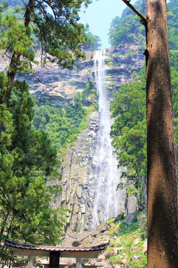 パワスポ「那智の滝・飛瀧神社」 なでしこジャパンの「勝守」も
